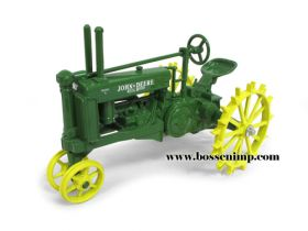 1/16 John Deere G NF unstyled on Steel Collector's Edition