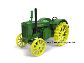 1/16 John Deere D Styled Collector on steel