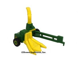 1/64 JD Forage Harvester 3950 Pull Type green head