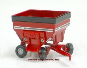 1/64 Brent 450 Red Gravity Wagon