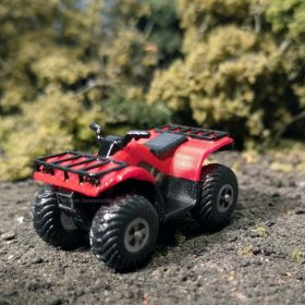 1/64 ATV 4-Wheeler assembled