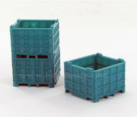 1/64 Bin Pallet Set of 3