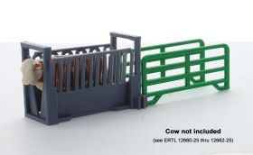 1/64 Cattle Squeeze Chute Kit