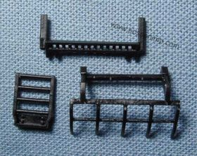 1/64 Loader Grapple & Grille Guard