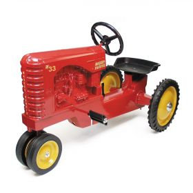 Massey Harris 33 NF Pedal Tractor