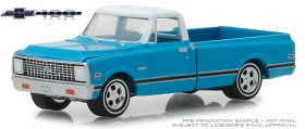 1/64 Chevrolet Pickup C-10 1972  100th Ann of Chevy Truck