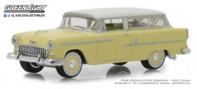 1/64 Chevrolet Two-Ten Handyman 1955 in Harvest Gold & Shoreline Beige