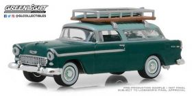 1/64 Chevrolet Noman 1955 in Neptune Green