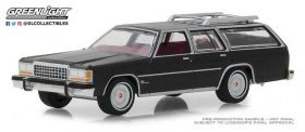 1/64 Ford LTD Crown Victoria 1986 gray Series 2