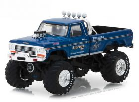 1/64 Ford F-250 Pickup 1974 Big Foot #1