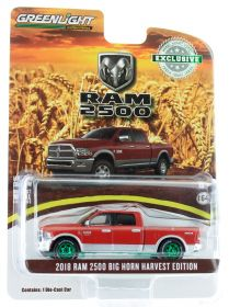 1/64 Dodge Ram 2500 Big Horn Harvest Chase Edition 2018