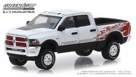 1/64 Dodge Ram 2500 Power Wagon in Bright White Clearcoat