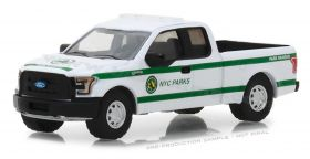 1/64 Ford F-150 Pickup 2016 NY City Dept of Parks Series 4