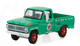 1/64 Ford F-100 1970 Pickup Texaco Logo Series 4 Chase Unit