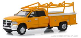 1/64 Dodge Pickup Ram 3500 2018 dually Service bed