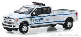1/64 Ford Pickup F-350 2019 dually NYPD