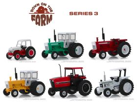 1/64 Down on the Farm Series 3 Set of 6