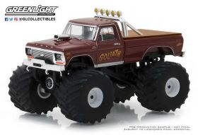 1/64 Ford Pickup F-250 1979 Goliath Series 2