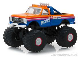1/64 Chevrolet Pickup K-10 1972 AM/PM Boss Series 3