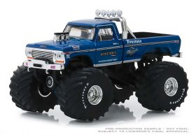 1/64 Ford Pickup F-250 1974 Big Foot with 66 inch tires Series 4