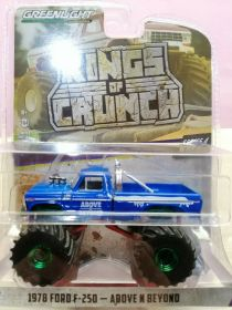 1/64 Ford Pickup F-250 1974 Above N Beyond with 66 inch tires Series 4
