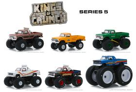1/64 Kings of Crunch Series 5 Set of 6