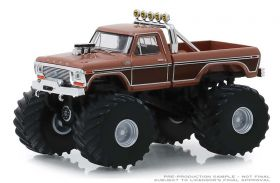 1/64 Ford Pickup F-350 1978 BFT Monster Truck