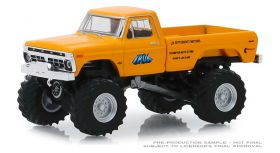 1/64 Ford Pickup F-250 1977 Truk Monster Truck