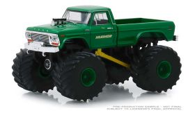 1/64 Ford Pickup F-250 1979 Mudhog Monster Truck