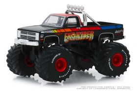 1/64 Chevrolet Pickup K-20 1987 Excaliber Series 4
