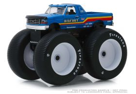 1/64 Ford Pickup F-250 1996 Big Foot Monster Truck