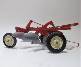 1/16 McCormick 2 bottom Plow with white rims by Eska
