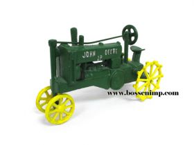 1/12 John Deere GP NF on steel