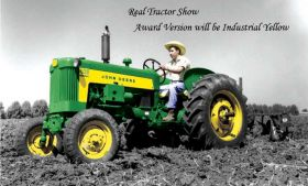 1/16 John Deere 435 '19 Two Cylinder Club Expo Award Version