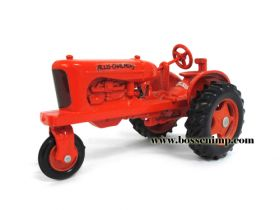 1/16 Allis Chalmers WC Single Front Wheel styled on rubber