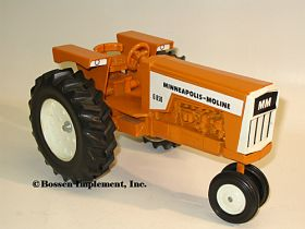 1/16 Minneapolis Moline G850 NF 1989 Oslo Lion's Toy Show Edition
