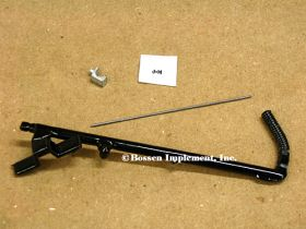 1/64 J & M  USA-15 Gravity Wagon Auger Kit black