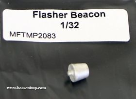 1/32 Flasher Beacon 8 inches