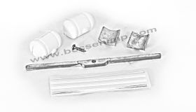 1/64 Saddle Tank Kit Fits most tractors except JD 8000 Series