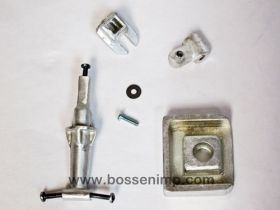 Part 1/16 AC 190 - 200 Narrow Front Axle Kit
