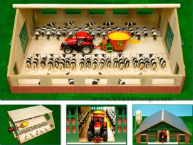 1/32 Cattle Barn