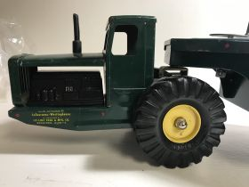 1/16 Tournahauler Flatbed Trailer by Nylint