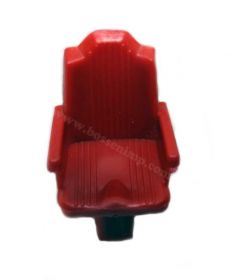 Part 16 Plastic Seat Red