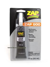 Zap GOO Glue - 1 ounce