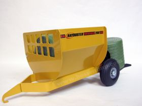 1/16 Haybuster Bale Processor Yellow