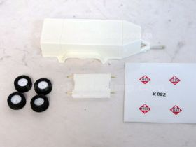 1/64 Fuel trailer kit