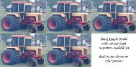 1/64 Case 1030 2WD with duals & Cab TTT 37th Anniversary Case of 6