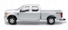1/64 Ford F-350 Pickup Super Duty Ingot Silver
