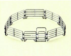 1/16 Cattle Panel Set with gate