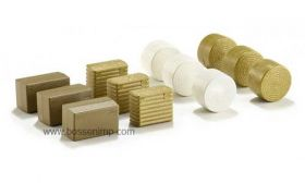 1/32 Hay Bale Assortment